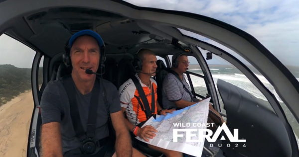 Wild Coast Feral Duo24 aerial scouting mission
